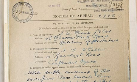 National Archives files reveal touching pleas and ruses against