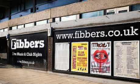 Fibbers Live Music Venue York Yorkshire UK