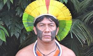 Brazil tribal activist Bep Torim