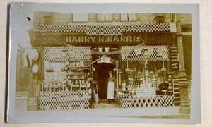 Harry Harris shop