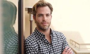 Chris Pine in LA for Jack Ryan: Shadow Recruit