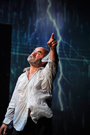 King Lear: David Haig as Lear in the 2013 Theatre Royal Bath production