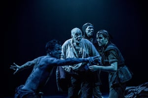 King Lear: Frank Langella as Lear in the Chichester Festival Theatre production, 2013
