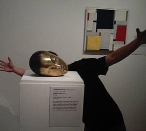Museum Selfie day: MuseumSelfie #19