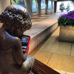 Museum Selfie day: MuseumSelfie #20