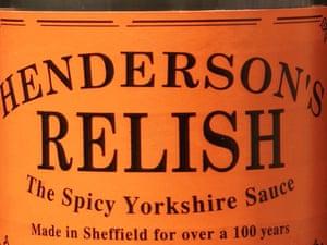 Henderson's Relish