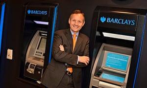 Antony Jenkins Barclays