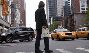 pedestrian NYC