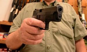 Gun store in Atlanta Georgia