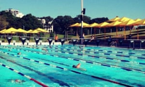 Prince Alfred Park Pool, Sydney
