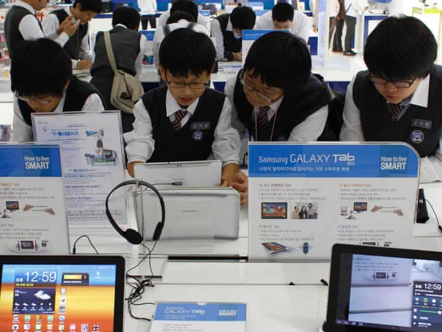 Samsung .