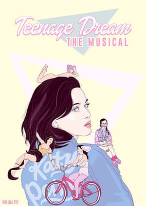 Pop Musicals: Katy Perry musical