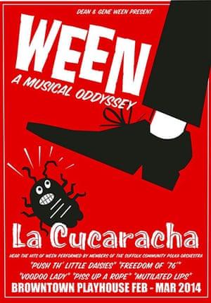 Pop Musicals: Ween musical