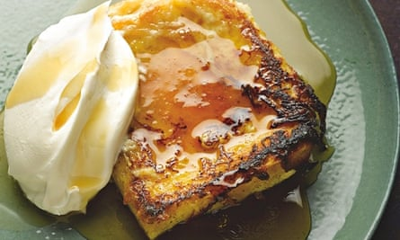 Yotam Ottolenghi's super french toast