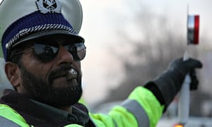 afghanistan honest police