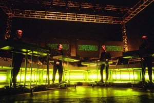 Brixton: Kraftwerk At Brixton Academy