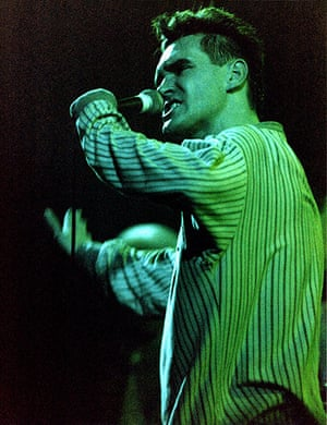 Brixton: The Smiths Perform At Brixton Academy In 1986