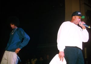Brixton: Dr Dre And Snoop Doggy Dogg 1994