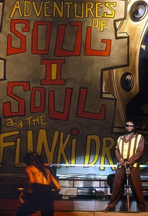 Brixton: Soul II Soul