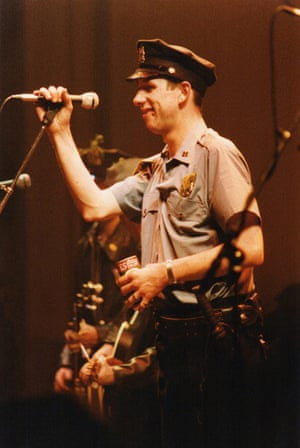 Brixton: The Pogues Perform At Brixton Academy In 1987