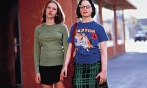 Thora Birch and Scarlett Johansson
