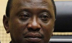 (FILES) Kenyan Deputy Prime Minister and