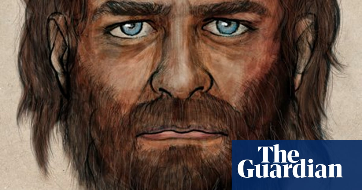 Swarthy, blue-eyed caveman revealed using DNA from ancient tooth