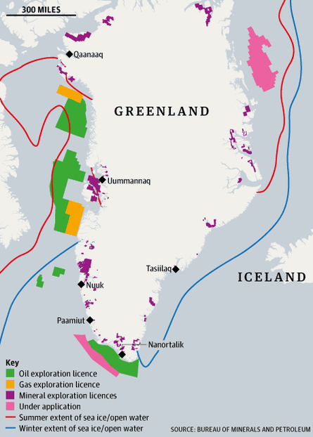 Greenland map 2