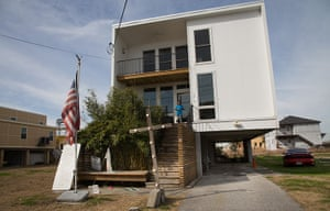 Rebuilding New Orleans: Everidge Green Jr. at his grandfather's modern eco-friendly home