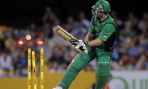 Big Bash cricket shows off TV innovations.