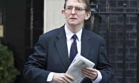 Former Daily Telegraph editor Tony Gallagher