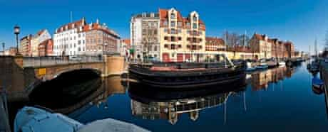 Canals of Christianshavn.