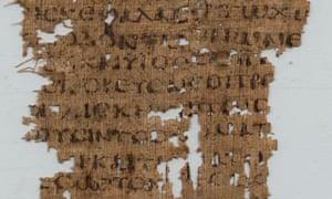 Papiro de Oxyrhynchus