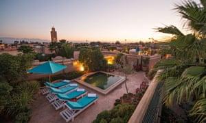 Riad El Fenn, Marrakech.