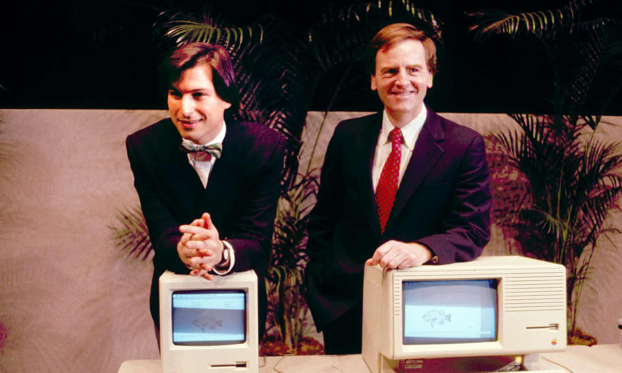 Thirty years of the Apple Macintosh – in pictures