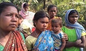 Villagers from Subalpur