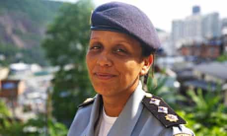 Major Pricilla de Oliveira Azevedo