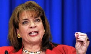 Florida state attorney Angela Corey