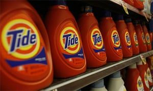 Tide detergent will soon be phosphate-free globally