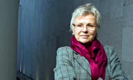 Salt of the earth: Julie Walters has complained that the working class are being squeezed out of the