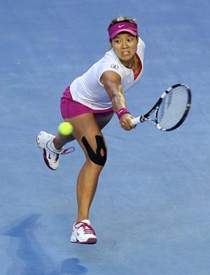 women's final: Li Na