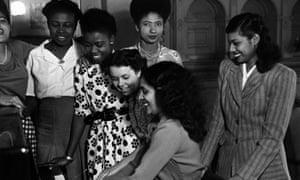 West Indian women in London