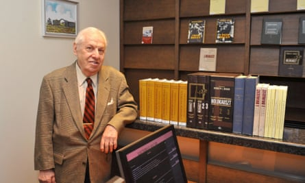 Professor emeritus of City University of New York Randolph Braham.
