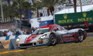 Action Express Corvette at the Daytona 24