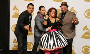 latin rock grammy
