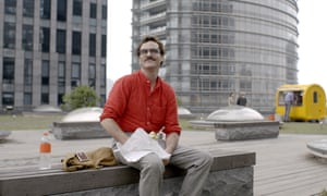 Theodore Twombly, in Spike Jonze's Her.