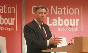 Ed Balls outlines tax plans at Fabians conference