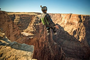 BASE jumping in Utah: Another jumper leaps into the abyss