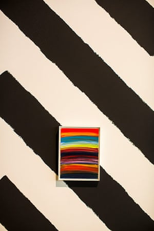 Martin Creed: Untitled painting
