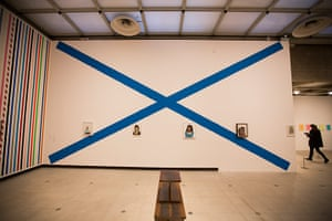 Martin Creed: Untitled works